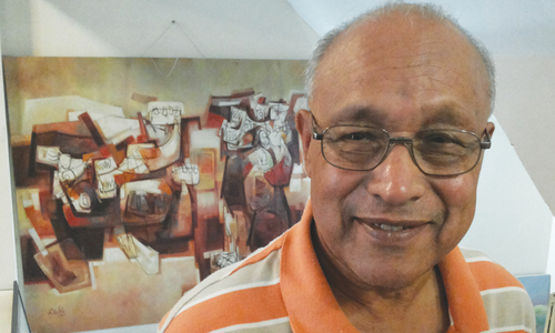 Tête-à-tête: Mansoor Rahi going strong at 74