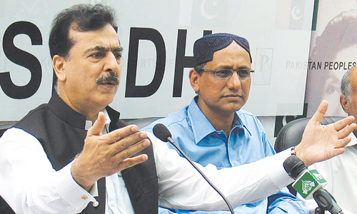 Musharraf resigned under deal: Gilani