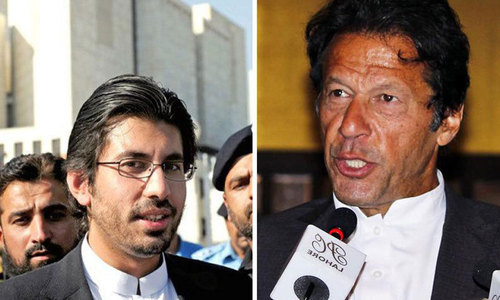 Arsalan's allegations against Imran 'carry no legal weight'