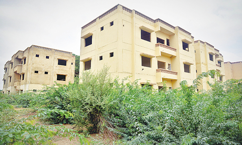 Move to provide unfinished flats to KU employees without syndicate approval
