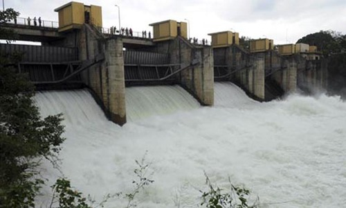 Irsa says water distribution its responsibility