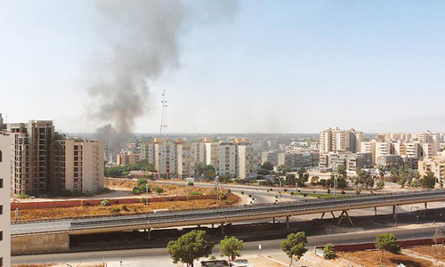 Tripoli clashes claim 15 lives; destroy 90 per cent of planes