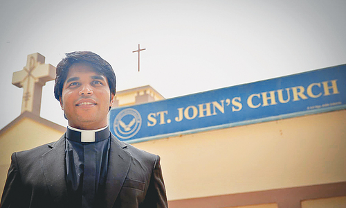 Seminarian from Karachi selected as wicketkeeper in Vatican team