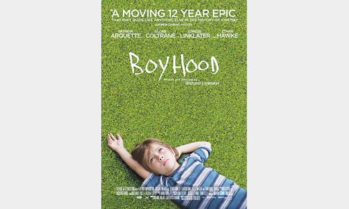 Boyhood — experimental film at its best