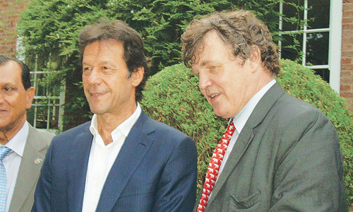 Imran Khan lauds treasure trove of Pakistan talent