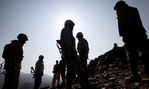Eight soldiers killed in attack on Jamrud checkpost