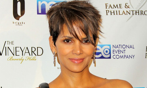 Unclean Halle Berry