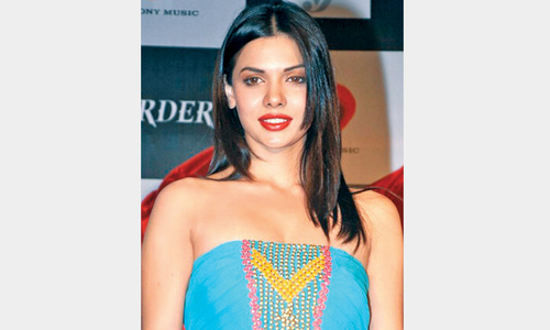 Party time for Sara Loren