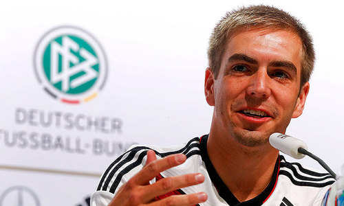 World Cup-winning captain Lahm stuns Germany by retiring