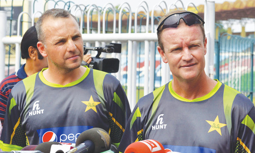 Pakistan batting coach job a challenge, says Flower