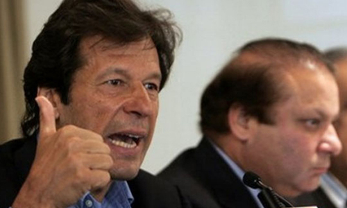 References against Sharif, Imran may be filed next week