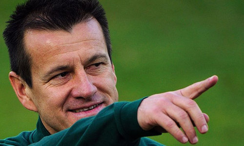 Dunga favorite to coach Brazil: sources