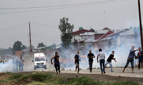 Teenager killed in anti-Israeli protests in India-held Kashmir