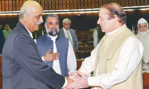 Opposition leader asks PM to focus on security for IDPs
