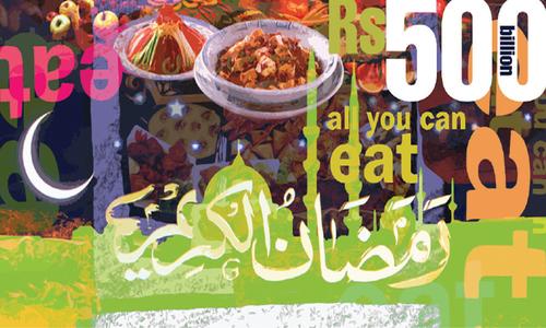 Ramazan economy