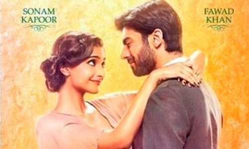 Trailer out: Sonam, Fawad indulge in royal romance