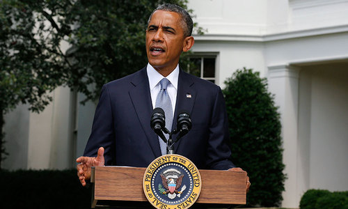 Obama calls for immediate ceasefire as Gaza toll tops 500