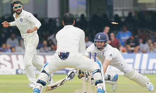 Sharma's career-best helps India overpower England at Lord's