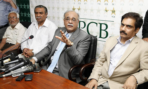 Pakistan cricket finally gets new a constitution