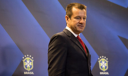 Dunga appointed as Brazil football coach