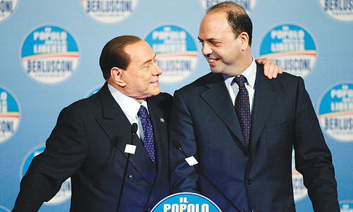 Berlusconi dreams of political comeback