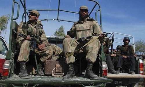 Blast injures two in Mohmand tribal region