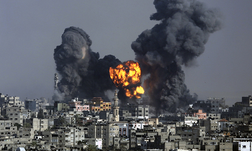 Gaza families plead for evacuation amid battle