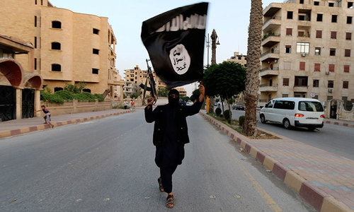 Jihadists organise tours in their Syria, Iraq 'caliphate'