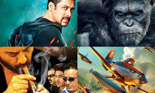 Calling all movie buffs: 6 flicks you can watch this Eid