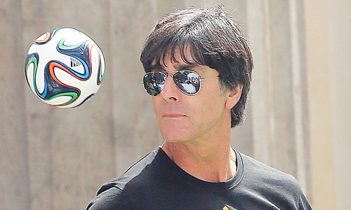 Joachim Loew to stay on as Germany coach