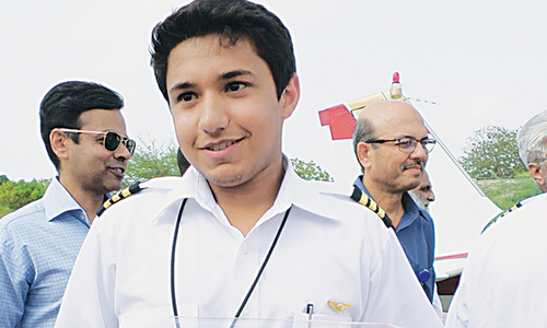 Young pilot raising funds for education dies in plane crash