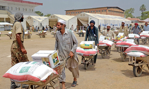 FDMA needs Rs2.5bn for displaced persons