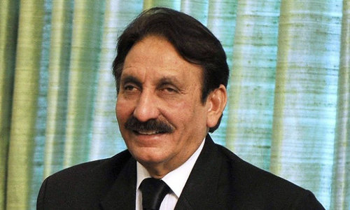 Iftikhar Chaudhry sends Rs20 billion libel notice to Imran Khan