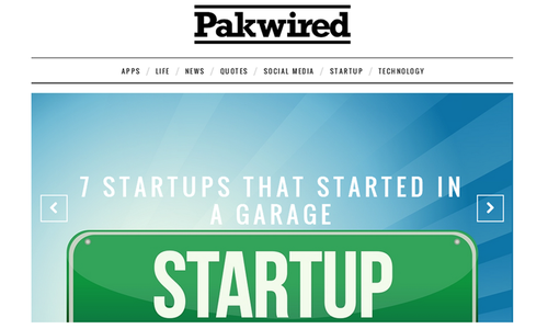 PakWired.com: A new eye on Pakistan's startups