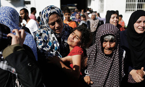 Gaza atrocities: Pakistan to observe day of mourning today