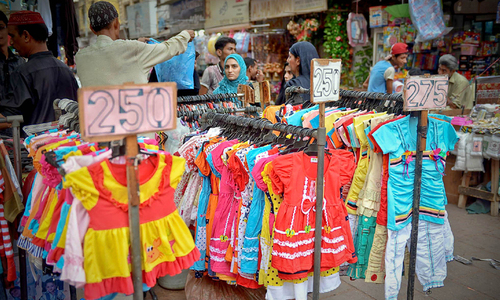 Locally-made children clothes reclaim ground