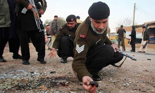 Key Taliban commander among five killed in Orakzai blast
