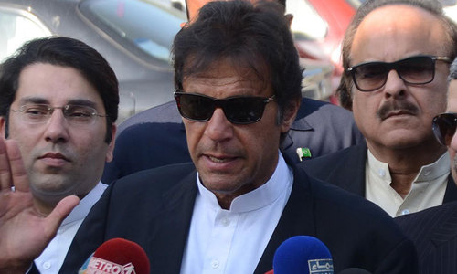 Imran says his march will be a decisive battle