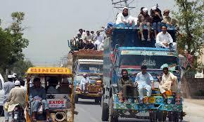 Fata committee wants free movement for IDPs