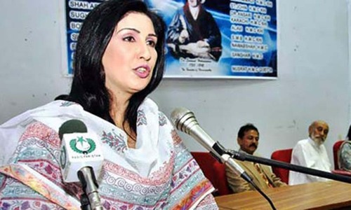 PPP asks Shehla Raza to clarify statement