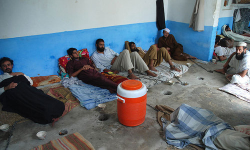 Beatings and addiction: Haripur drug 'clinic' prescribes torture
