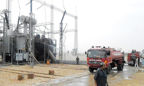 Massive power breakdown hits 14 districts as rain lashes Sindh