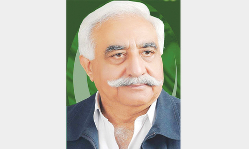 Marwat's poll victory in PS-114 declared void