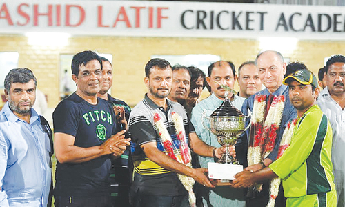 Pakistan CC clinch RLCA Ramazan  T20 title