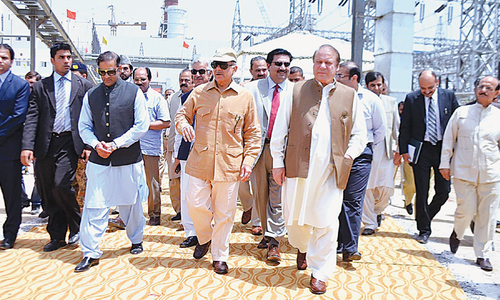 Nandipur plant starts power generation; risks ignored