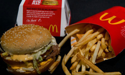 Russia takes aim at McDonald's burgers as US ties worsen