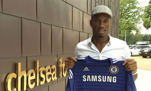 Drogba coming to make more history: Mourinho