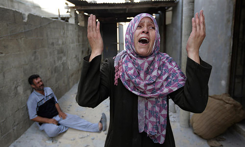 Gaza toll passes 1,000 as truce extension urged