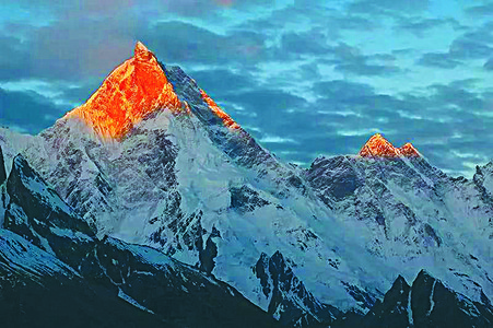 K2: The king in the north