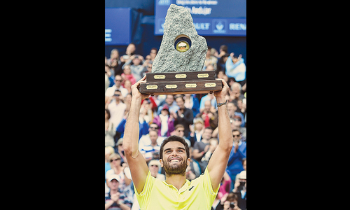 Andujar claims Swiss Open crown